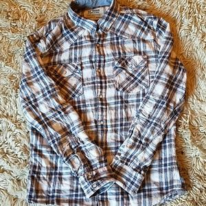 Boy's flannel shirt